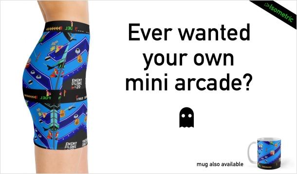 woob mini arcade